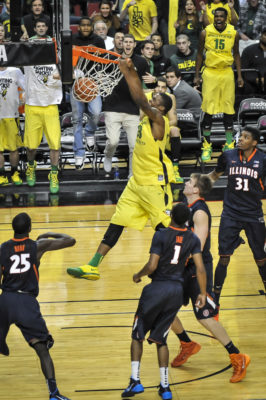 Oregon has missed Elgin Cooks energy, toughness, and leadership this year