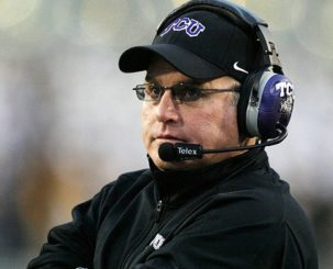Many good coaches need a Mulligan. In 2013 Gary Patterson went 4-8 but now expects a statute in his honor at TCU.