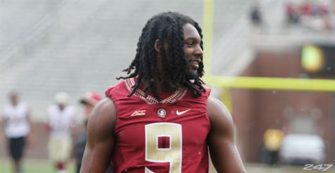 Oregon gambled with official visit sanctions getting another 5-star DE Josh Sweat on campus in 2015.