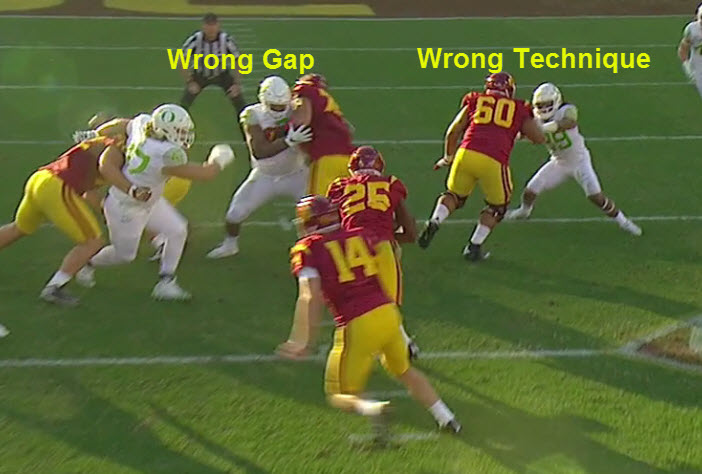 Mistakes, not talent cost this touchdown.