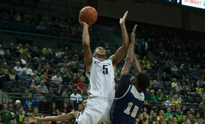 After a tough loss in their opening game, the Ducks won their next two games in Maui