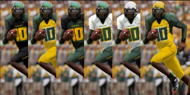 competitive price 9cd39 bdb01 Articles and Videos of the Best of Oregon's Amazing Uniforms ...