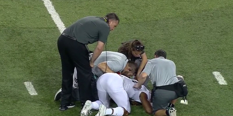 Dillion and and Duck program are playing injured