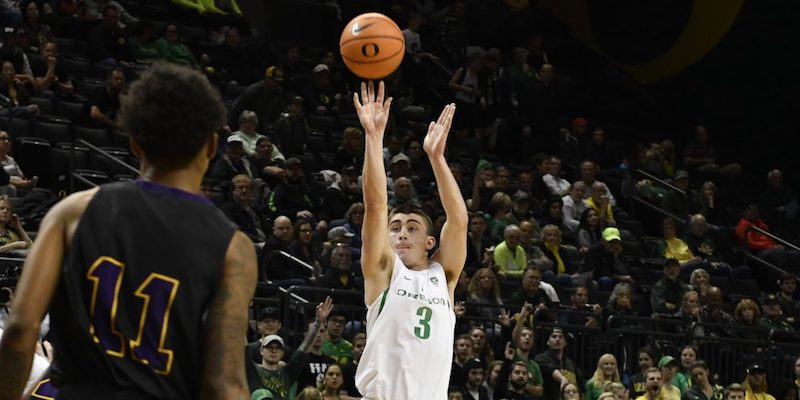 oregon s basketball with and without bol bol fishduck