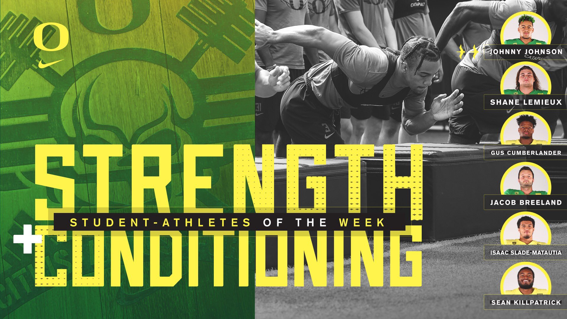 Oregon Strength and Condition